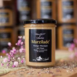 Marzilade Orange Rum (enthält Alkohol)