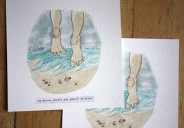 Meerfüße