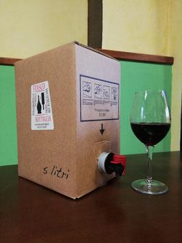 BOX Lt 5 ROSSO Montano 13%