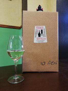 Box Lt 10 Bianco Reale