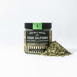 Veggie California Bio - Für Grillgemüse und Kräuterquark, 45 g im Glas