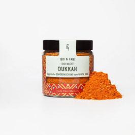Dukkah Bio - Ägyptische Gewürzmischung, 60 g im Glas