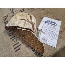 Hein Noodts MIERKURNBROD, Backmischung für Mehrkornbrot, 1000g