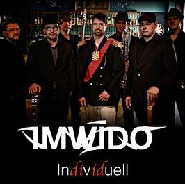 """CD Album """"Individuell"""" - Digi Pack und Booklet"""