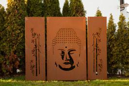 Rostwand «Buddah»