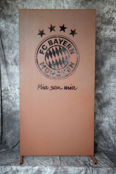 Rostwand «FC Bayern München» official