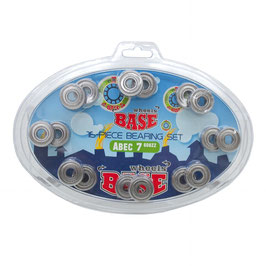 BASE KUGELLAGER ABEC 7 - 16ER BLISTER PACK
