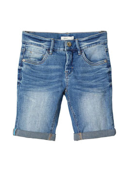 Hose - kurz - Jean - Short - Jeansshorts slim fit - NAME IT KIDS JUNGEN