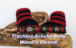 Socken - Trachten Socken in dunkelblau - Babytrachten