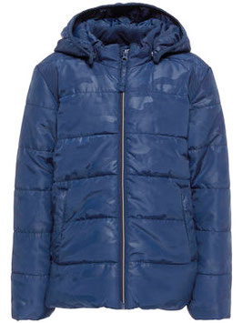 Kinder Winterjacke marine Aktion - NAME IT KIDS JUNGEN