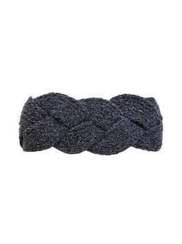 Kopfbedeckung - Stirnband - Gestricktes glitzer Stirnband - NAME IT KIDS GIRL