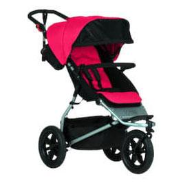 Kinderwagen - Urban Jungle - berry - Mountain Buggy - Kinderwagen