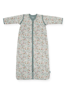 Schlafsack - Kind - Bloom - 90 cm - 4 Jahreszeiten Schlafsack mit abnehmbarer Ärmel - Jollein