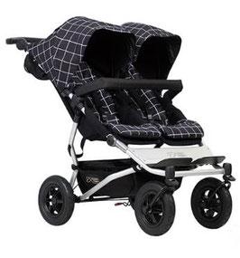 Kinderwagen - Mountain Buggy Duet - grid - Kinderwagen