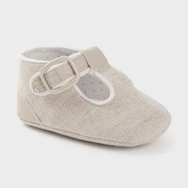 Schuhe - Babyschühchen - Taufschuhe für Jungen  - natur - Mayoral - Taufe - Festmode