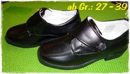 Schuhe - Festtagsschuhe schwarz für Buben