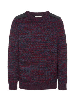 Pullover - Baumwollstrick Pullover - blau Aktion - NAME IT KIDS JUNGEN