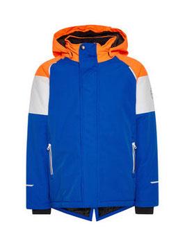 Jacke - Kinder - AKTION - Skijacke wasserdicht blau - orange - NAME IT KIDS