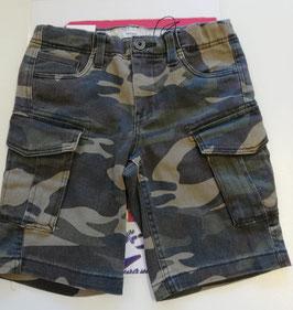 Short - Camouflage Cargohose - NAME IT KIDS JUNGEN