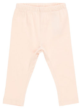Leggings - Baby Legging lachs Biobaumwolle - NAME IT BABY MÄDCHEN