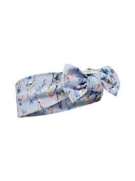 Stirnband - Blumen - blau - Mädchen - Name it