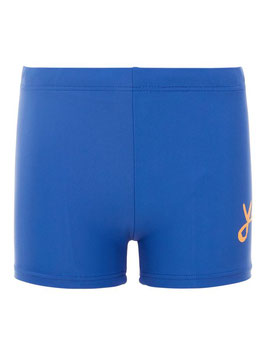 Badehose blau - orange - NAME IT KIDS JUNGEN