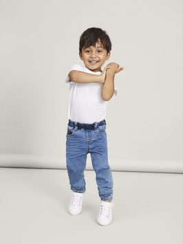 Jean - Swetdenim Jean - super weicher Bund - NAME IT MINI JUNGEN