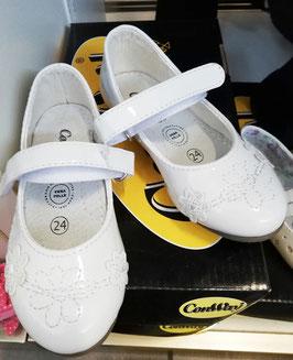 Schuhe - Festtagsschuhe für Mädchen in weiß