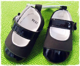Schuhe - Babyschuhe - Spangen Ballerina - Sterntaler - TAUFE