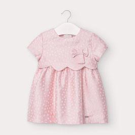 Kleid - Babykleid - rosa - Festkleid - Taufkleid - gepunktet - Mayoral