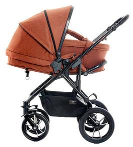 Kinderwagen Lusso City ginger