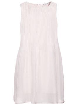 Plisseekleid einfärbig von name it