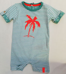 Sommer - JUMPSUIT mit Palme für ihr Baby - NAME IT BABY JUNGEN