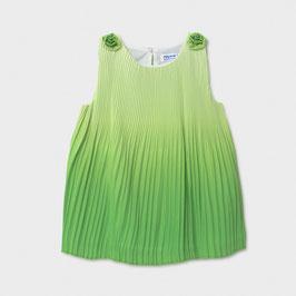 Kleid - Festkleid - Plissee - pistazie - Mayoral