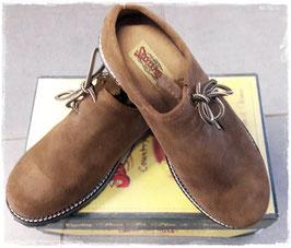Schuhe - Tracht - Herren - Haferlschuhe torf antik - Herrentracht