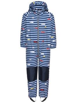 Softshell  Anzug mit Autos - NAME IT MINI JUNGEN