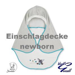 Einschlagdecke - Erik - Neugeboren - small - Sterntaler