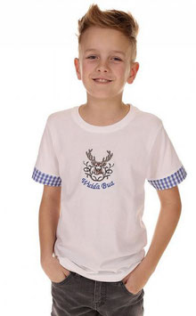 Wuida Bua Kindershirt - Kindertracht