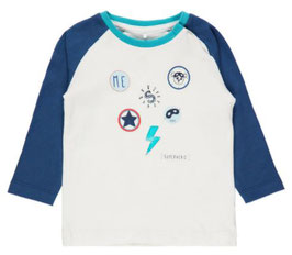 Baby Super Hero Shirt mit Patches - NAME IT BABY JUNGEN