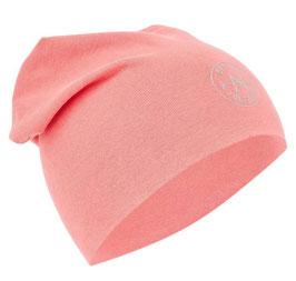 Kopfbedeckung - Mütze - Beanie - reflektierend strawberry cream - NAME IT KIDS MÄDCHEN