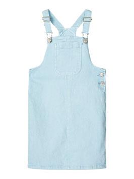 Kleid - Trägerkleid hellblau - NAME IT KIDS MÄDCHEN