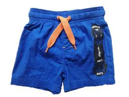 Hose - kurz - Skater - Badehose - Nautical blue - NAME IT JUNGE