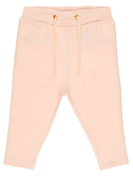 Babyhose - superweich - evening sand - NAME IT BABY MÄDCHEN