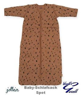 Schlafsack - Baby - Spot - 70 cm - 4 Jahreszeiten Schlafsack mit abnehmbarer Ärmel - Jollein