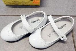 Schuhe - Festtagsschuhe für Mädchen in weiß - Erin