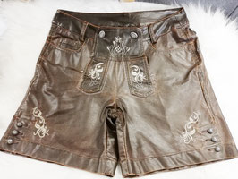 Hose - kurz - Damen Trachtenlederhose kess - Tracht Damen