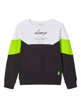 Shirt - Champ Sweater - NAME IT KIDS JUNGEN
