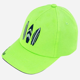 Kopfbedeckung - Schirmkappe neongrün für Jungen - Mayoral