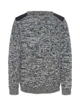 Pullover - Baumwollstrick Pullover - Aktion - grau - NAME IT KIDS JUNGEN