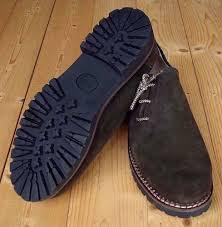 Schuhe - Tracht - Herren - Haferlschuhe urig antik - Herrentracht